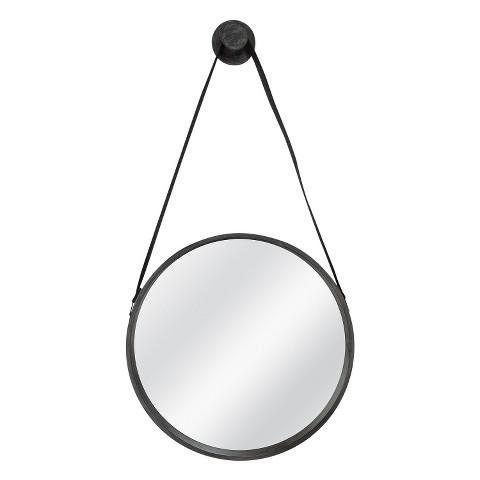 Threshold™ Round Captain's Mirror