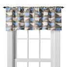 Room 365™ Whales Window Valance