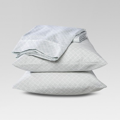 Threshold™ Performance Sheet Set - Blue Global (King)