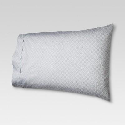 Threshold™ Performance Pillowcase Set - Blue Global (King)