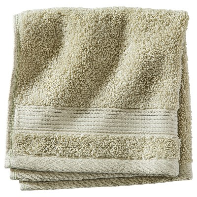 Threshold™ Washcloth - Green Medows