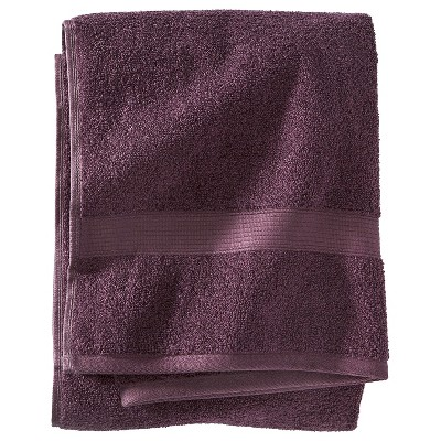 Threshold™ Bath Towel - Dessert Purple