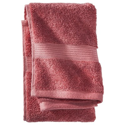 Threshold™ Hand Towel - Safari Rose