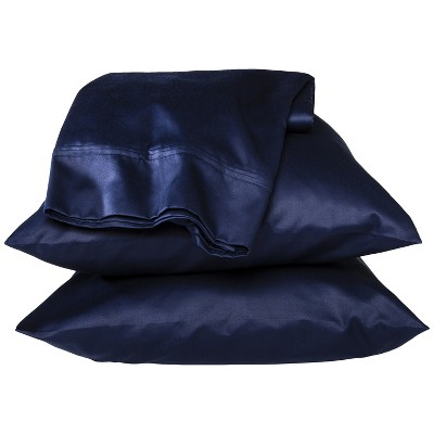 Performance 400 Thread Count Sheet Set Xavier Navy - (King) - Threshold™