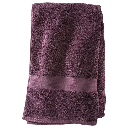 THRESHOLD™ BATH SHEET - DESSERT PURPLE