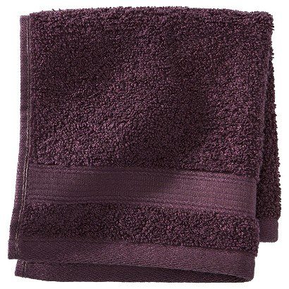 THRESHOLD™ WASHCLOTH - DESSERT PURPLE