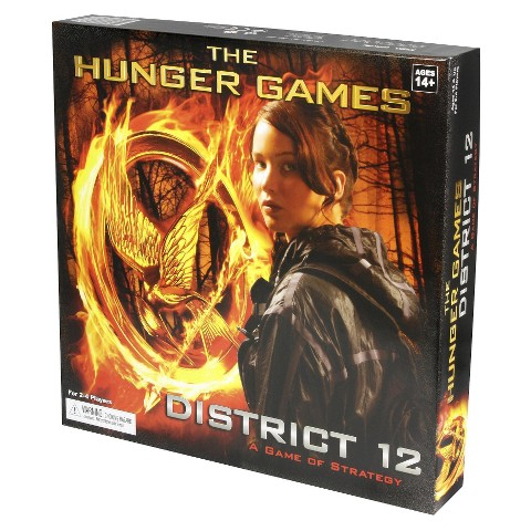 The Hunger Games District 12