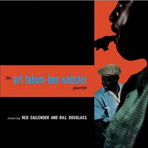Art Tatum & Ben Webster Quartet (Bonus Tracks)