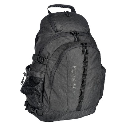 PiperGear Drifter Backpack - Black