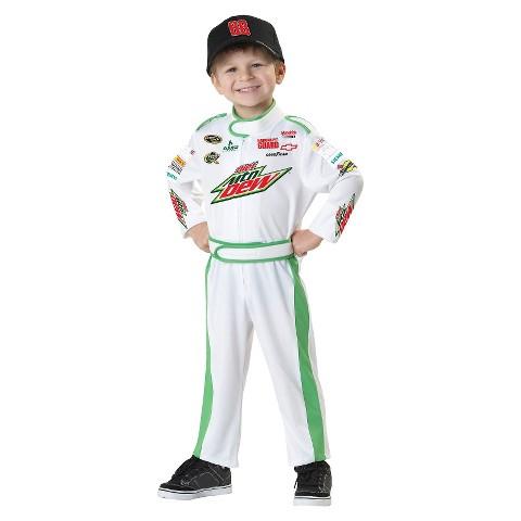 Toddler Boy Dale Earnhardt Jr. Costume