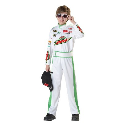 Boy's Dale Earnhardt Jr Costume