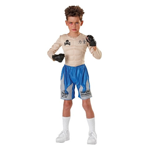 Boy's Impact Punch Fighter Costume
