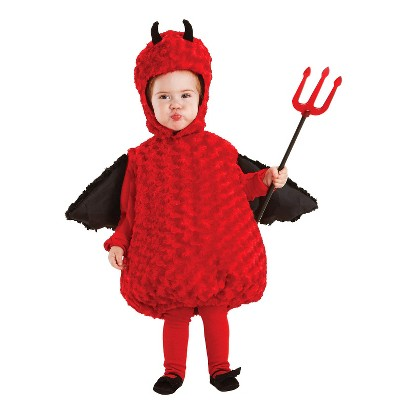 Kid's Little Devil Costume - Small