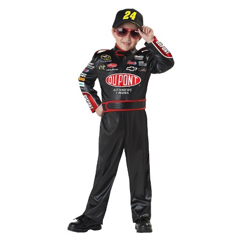 Boy's Jeff Gordon Husky Costume