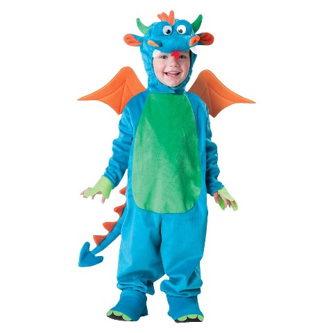 Infant/Toddler Dinky Dragon Costume