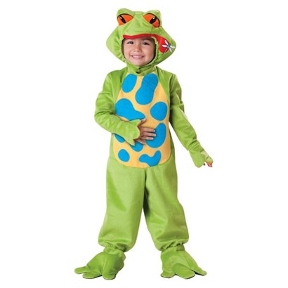 Image of Toddler Lil' Froggy Costume