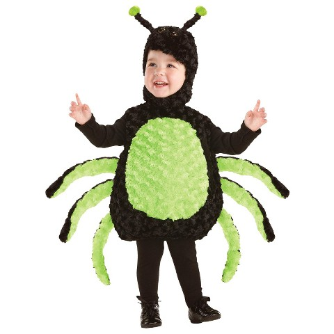 Kid's Spider Costume - Small