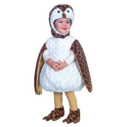 Toddler Barn Owl Costume
