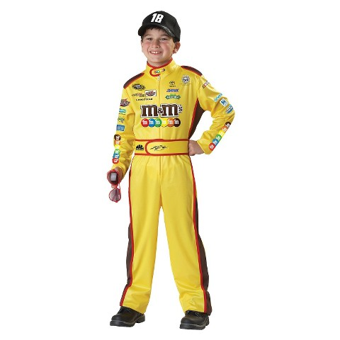 Boy's Kyle Busch Costume
