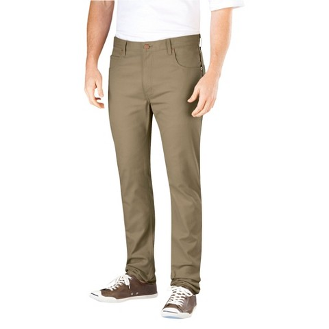 Dickies® Men's Slim Skinny Fit Flex 5-Pocket Pant-