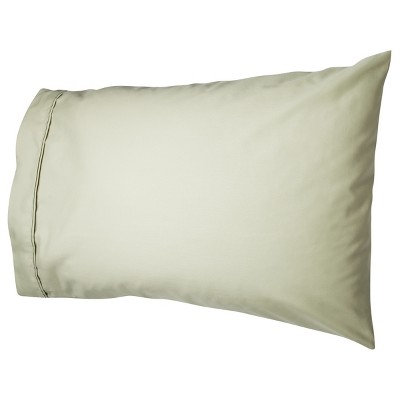 Threshold™ Performance 400 Thread Count Pillowcase Pale Willow - (Queen)