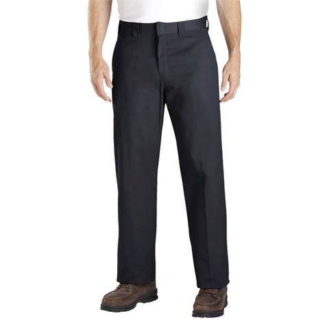 Dickies® Men's Relaxed Straight Fit Twill Pant
