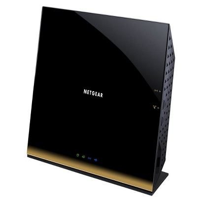 Netgear Wireless Dual Band Router - Black (R6300-100N)