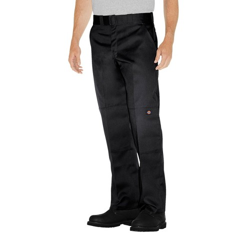 Dickies® Men's Relaxed Straight Fit Twill Double Knee Work Pant