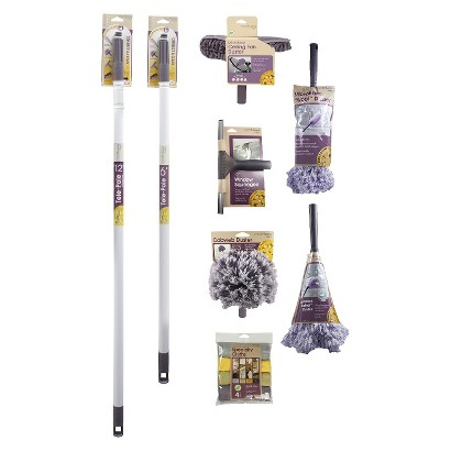 Wineberry 8-pc. Connect and Clean Kit