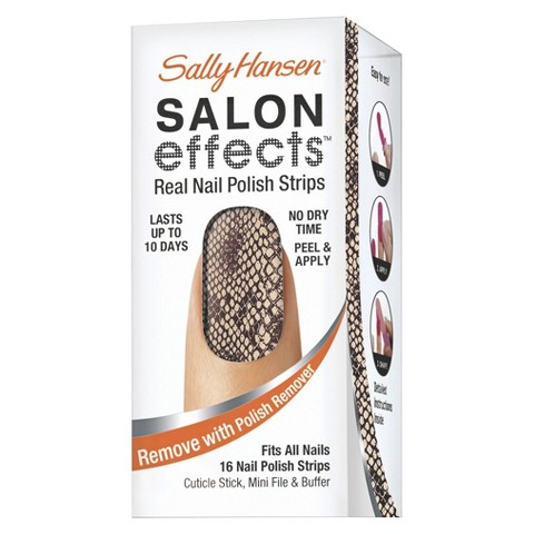 Sally Hansen Salon Effects Nail Patterns