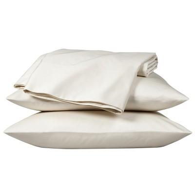 Egyptian Cotton 800 Thread Count Flat Sheet - Full (Shell) - Fieldcrest™