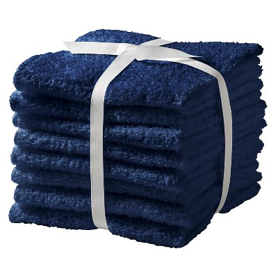 Room Essentials™ 8-pk. Washcloth Set - Admiral Blue