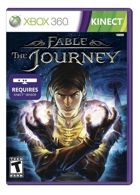 NCF Xbox Kinect Game Fable: The Journey