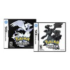Nintendo DS Pokemon Black Version + Pokemon White Version (Nintendo DS)