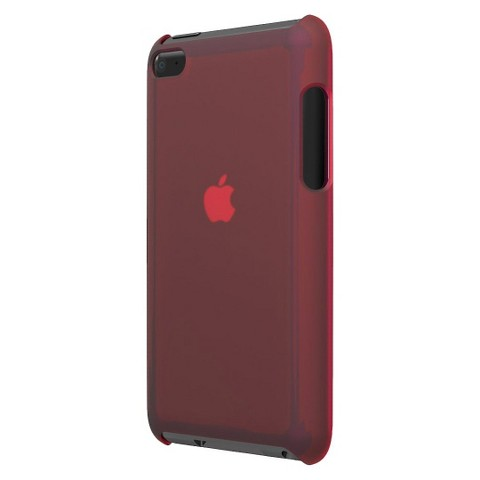 Skullcandy Low Profile Trace iPod Touch 4th Generation Case - Red (SCTNDZ-191)