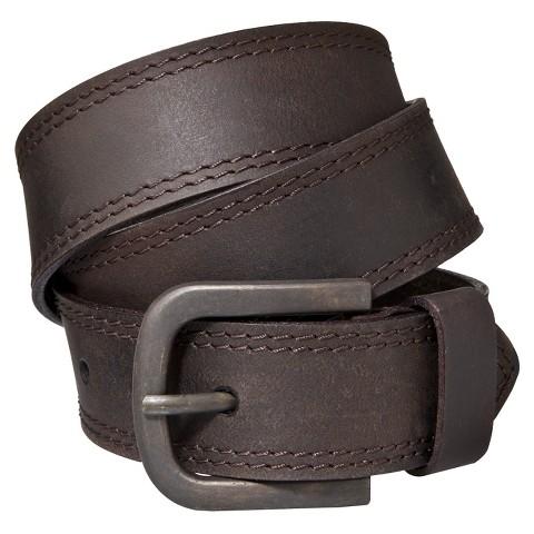 dickies 174 s edge stitched belt brown target