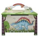 Teamson Kids -  Dinosaur Kingdom Toy Box