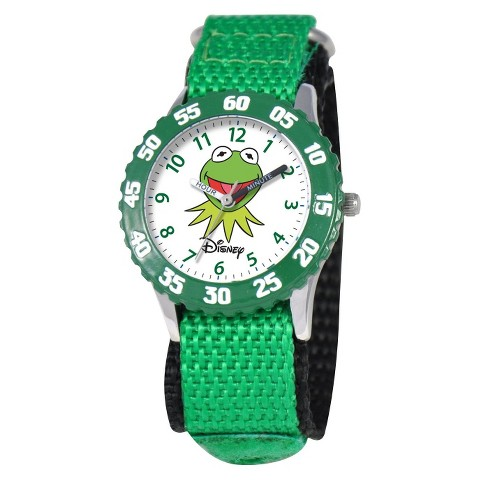 Disney The Muppets Kids Watch - Green