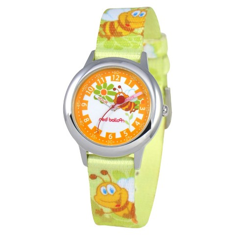 Red Balloon Kids Watch - Multicolor