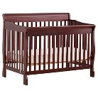 Storkcraft Modena 4-in-1 Fixed Side Convertible Crib