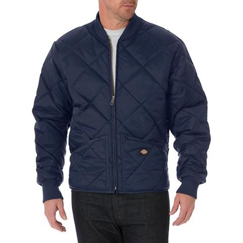 Dickies® Men's Diamond Quilted Nylon Jacket