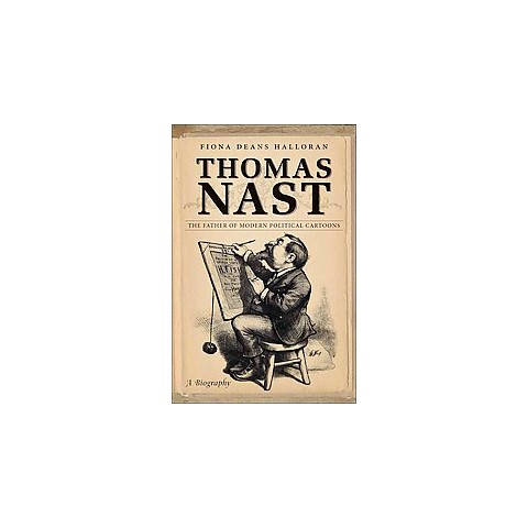Thomas Nast (Hardcover)