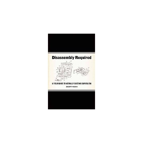 Disassembly Required (Paperback)