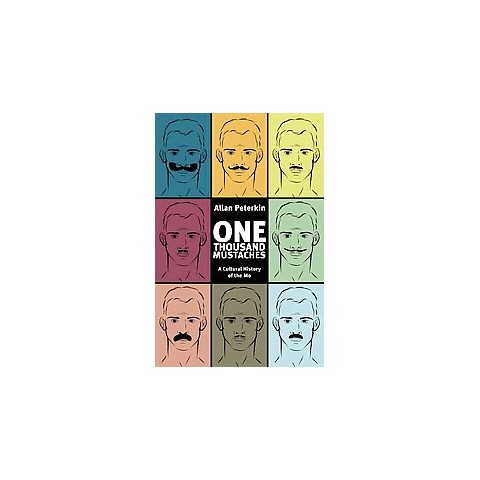 One Thousand Mustaches (Paperback)