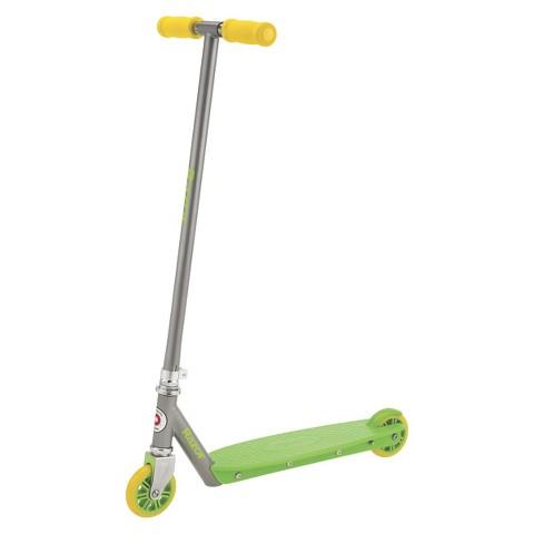 Razor Berry Scooter - Green/Yellow