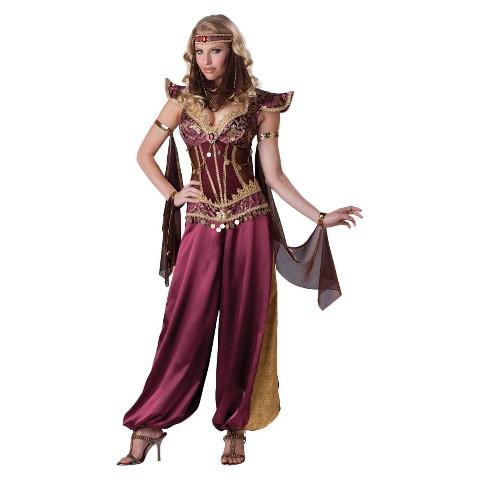 Women's Desert Jewel Costume