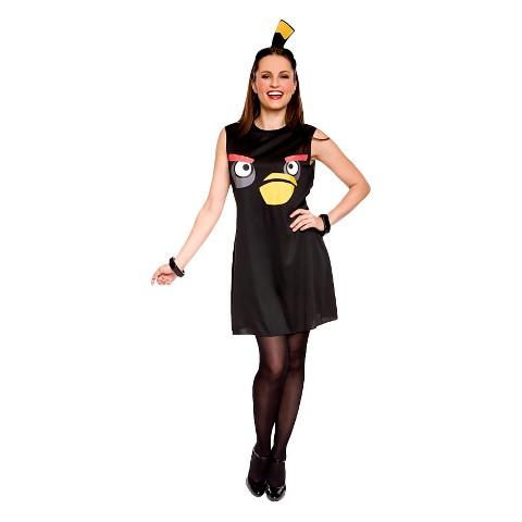 Women's Angry Birds Sassy Costume