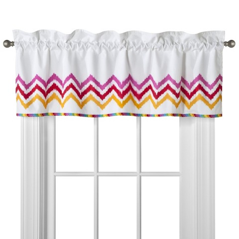 MIGI MiGi Rainbow Window Valance
