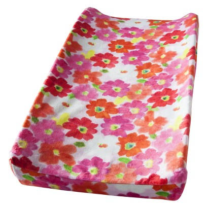 Water Lilies Changing Pad Cover by Bananafish