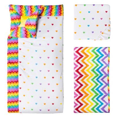 MIGI MiGi Rainbow 3 pc Crib Set